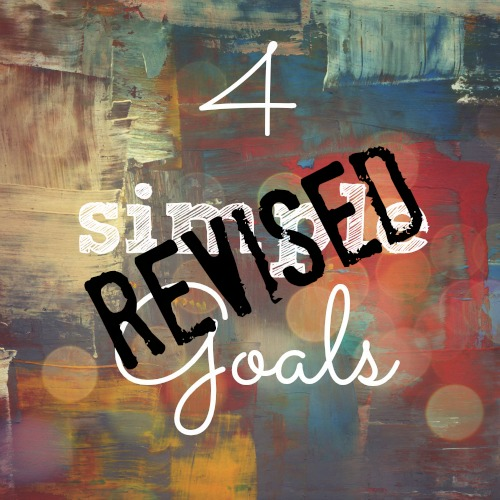 4 Simple Goals revised
